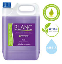 BLANC - színerősítő kutya sampon – ARTERO (5 liter)