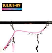 RÖGZÍTŐ ADAPTER, dupla, kutyakozmetikai állványokhoz – JULIUS-K9®