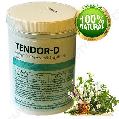 INAK és SZALLAGOK erősítésére - TENDOR - FitoCanini - gyógynövény-keverék por