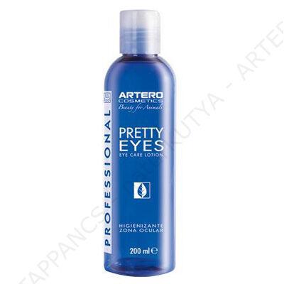 PRETTY EYES szemkörnyék tisztító folyadék (250 ml)