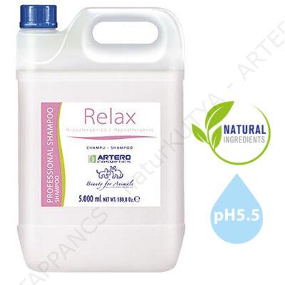 RELAX – hipoellergén kutya sampon – ARTERO (5 liter)