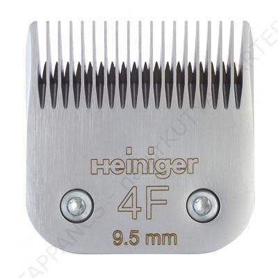 NYÍRÓFEJ, NYÍRÓGÉPFEJ, Nr. 4F  9,5 mm – HEINIGER