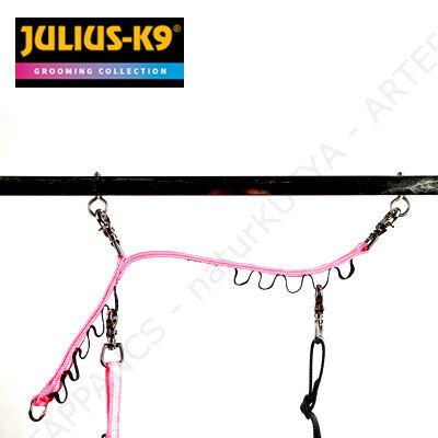 JULIUS-K9 Grooming Kollekció - kutyakozmetikai rögzítő DUPLA adapter