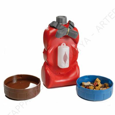 UTAZÓ KÉSZLET kutyáknak (0,4 liter)