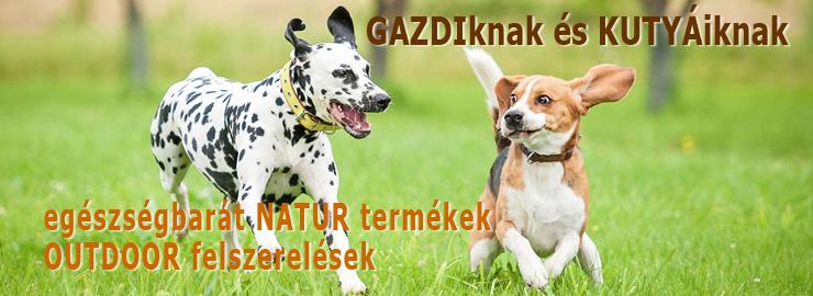 NATUR - GAZDI / KUTYA
