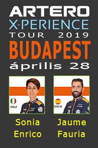 ARTERO X-PERIENCE TOUR 2019 - Budapest