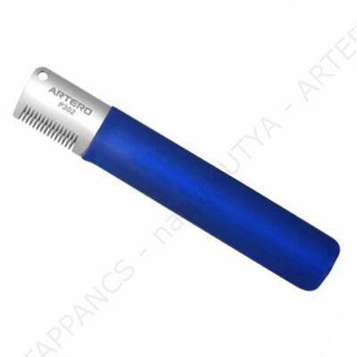 ÍVES TRIMMELŐKÉS, balkezes - ritka fogazatú (kék) - ARTERO