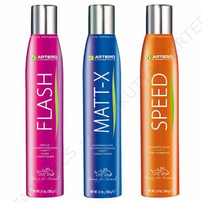 ARTERO - MATT-X, FLASH, SPEED