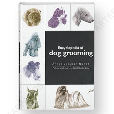 DOG GROOMING ENCIKLOPÉDIA - angol