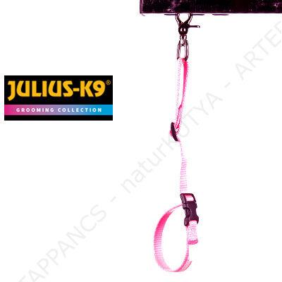 JULIUS-K9 Grooming Kollekció - állítható rögzítő póráz